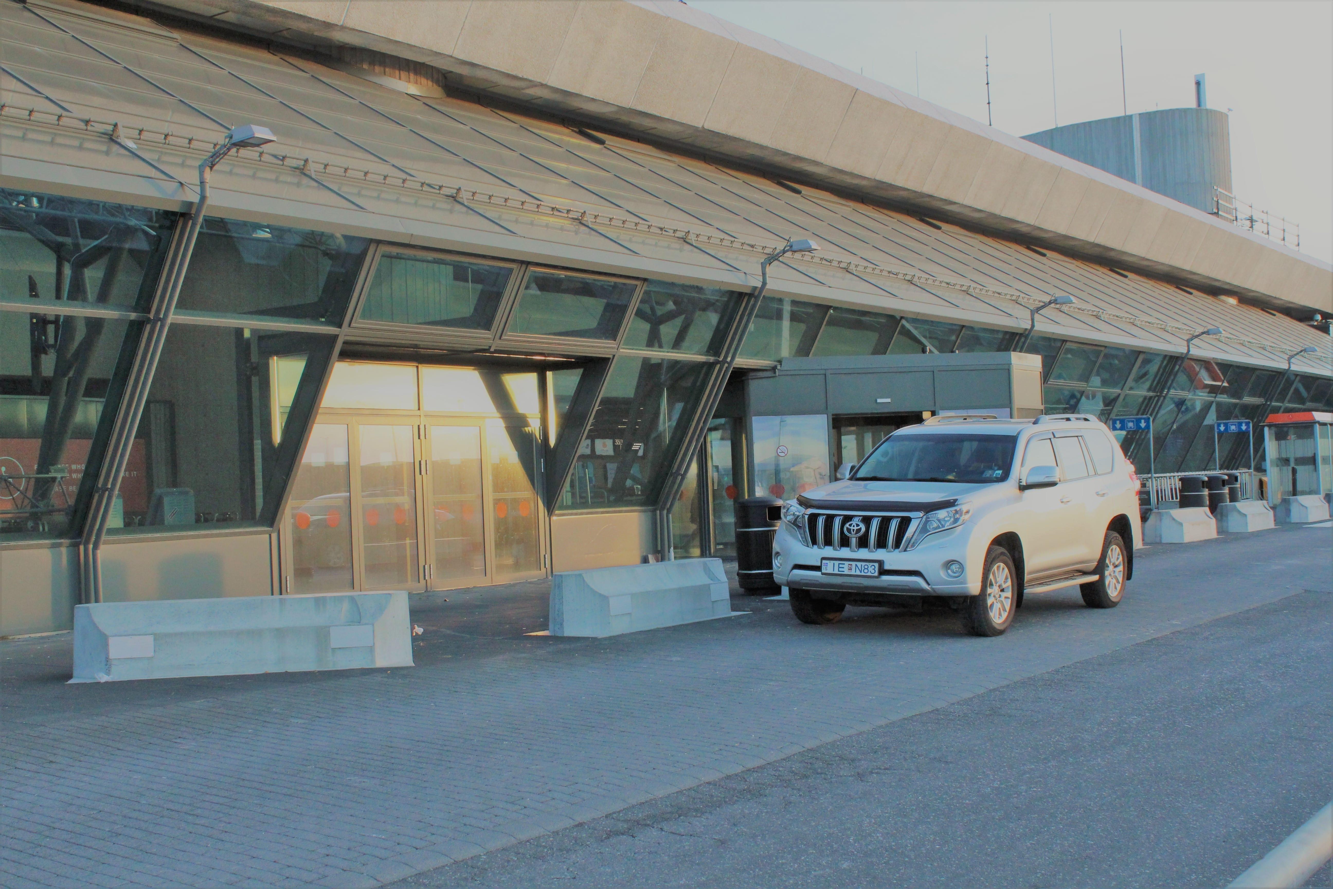 KEF international airport